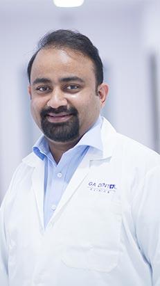 Dr. Gowtham Kattamuri - Dentist in Hyderabad