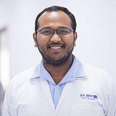 Dr. Srikanth – GA Dental