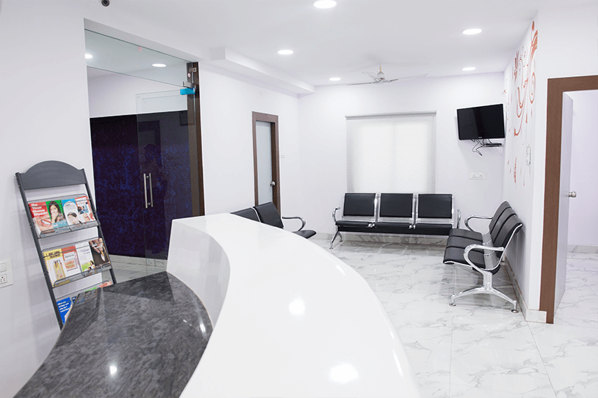 Dental Clinic wating hall