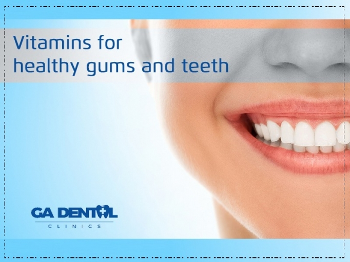 Vitamins For Healthy Gums And Teeth