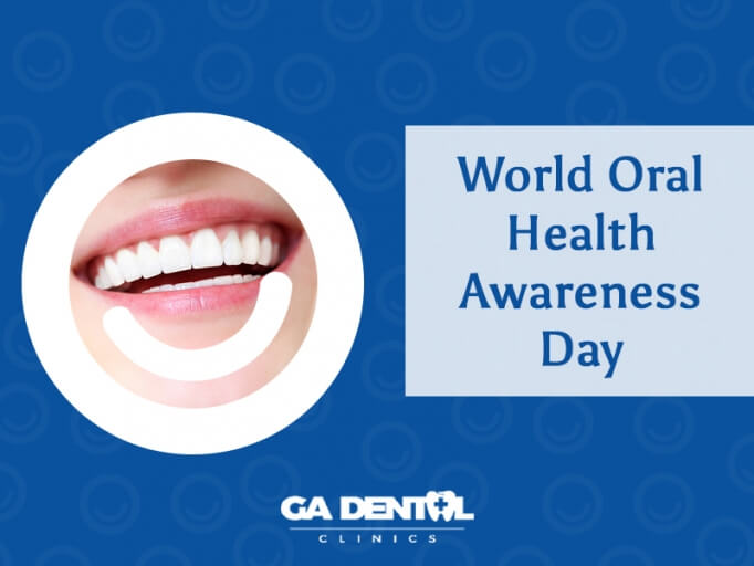 This World Oral Health Awareness Day, Help Your Teeth!